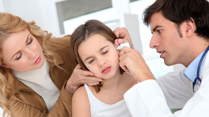 San Ramon Ear Infection Treatment