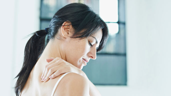 San Ramon Chiropractic Treatment for Frozen Shoulder