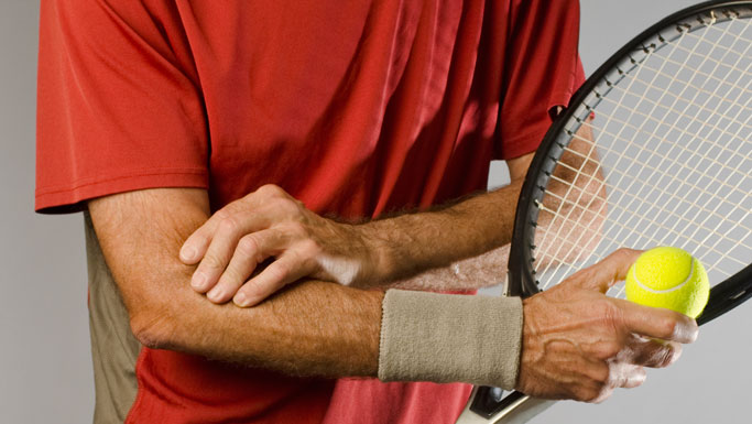 San Ramon Chiropractic Care for Tennis Elbow