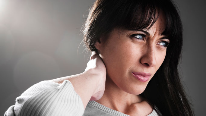 San Ramon Upper Back / Neck Pain Chiropractor