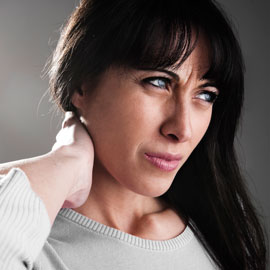 San Ramon Upper Back and Neck Pain Treatment
