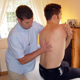 San Ramon Scoliosis Treatment